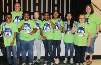 """Eastern Wayne Elementary wins """"Elementary Battle of the Books"""" Competition"""
