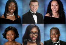 WCPS Students Named Emmet & Mary Robinson Trust Fund Scholars