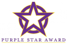 WCPS named Purple Star District for its support of military connected students & families