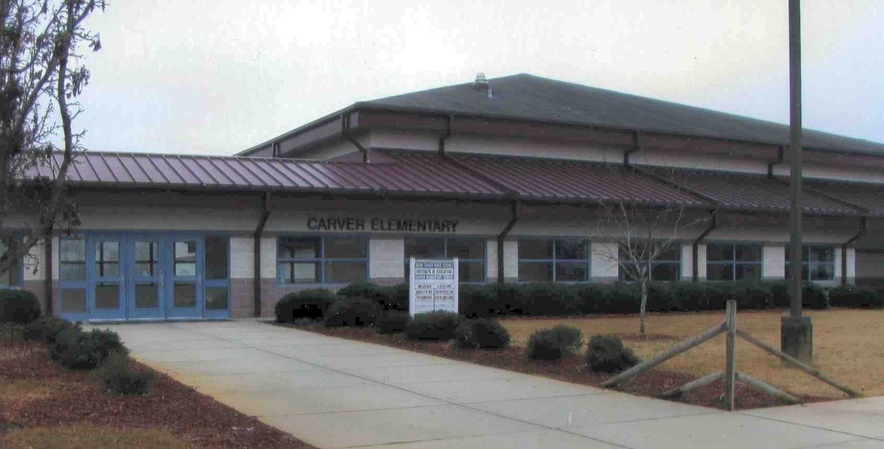 Carver School Building