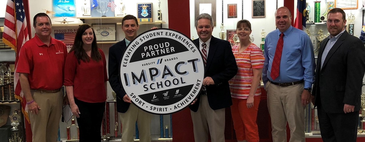 IMPACT School Recognition