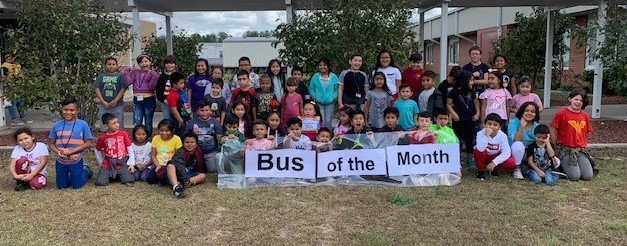 Sept Bus of Month