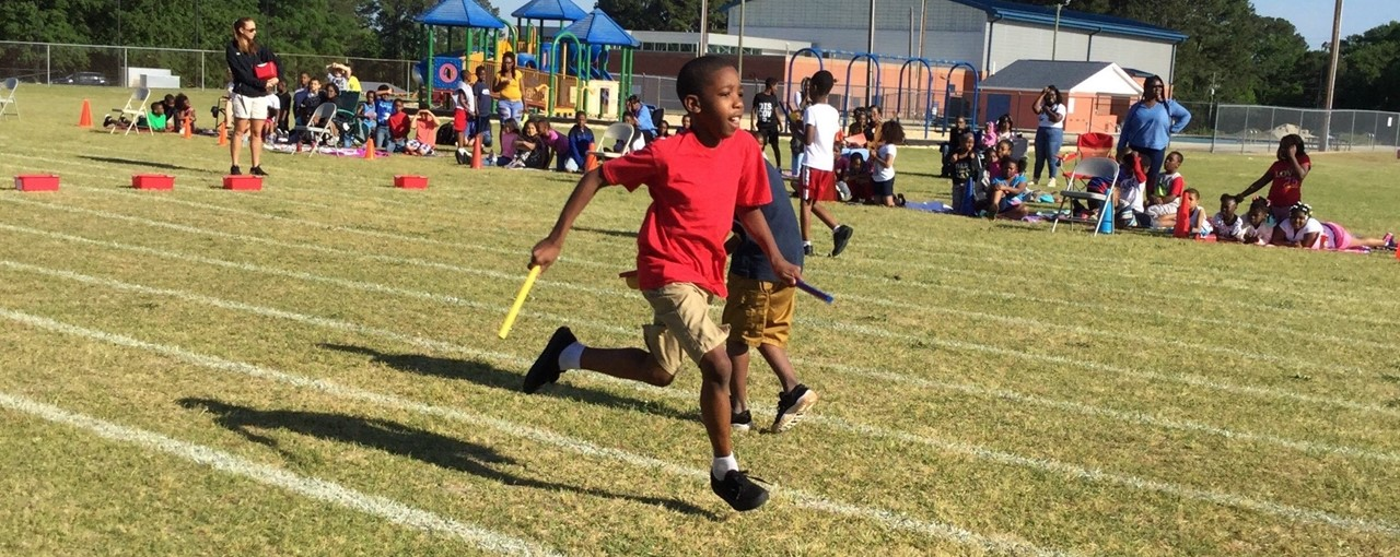 Field day relays