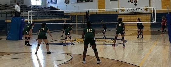 Greenwood Volleyball Game