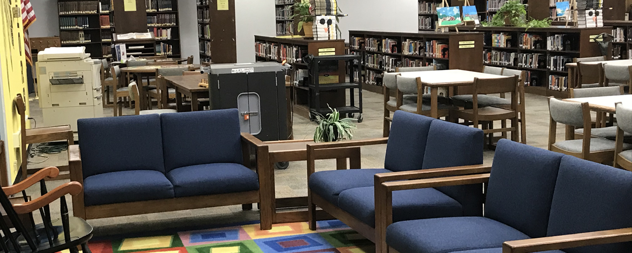 Picture of media center