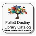 Click on the image to access school media center resources.