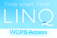 Click on image link to access LINQ system on WCPS network.