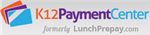 Access K12Payment Center by clicking on image link.