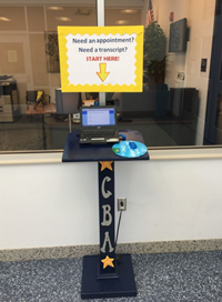 Counseling Services Kiosk